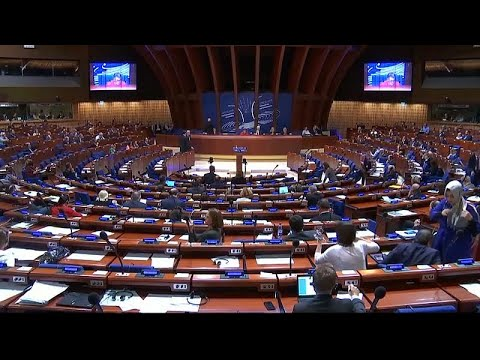 Russland: Wieder berechtigt, an Abstimmungen des Europa ...