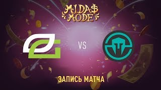 Optic vs Immortals, Midas Mode, game 2 [Maelstorm, Lum1Sit]