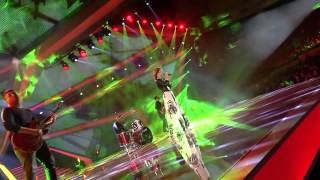 XHOI - NDIEJ ( Kenga Magjike 2013 - Nata e pare Gjysem Finale )