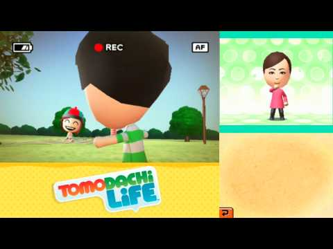 Tomodachi Life: William And Kaylee Grow Up