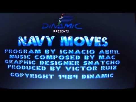 Navy Moves Atari