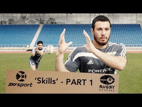 All Blacks Skills - Part 1 - Tricks at Training