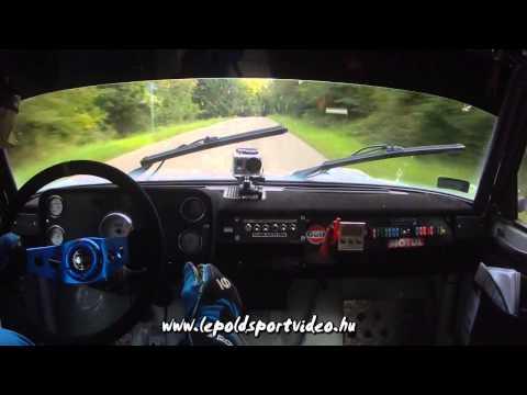 Szauer-Rácz Lada 2105 Baranya kupa 2014.SS2 !!!!!!!!!!