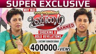 Video Why was Sollvathellam Unmai Stopped? / Shocking & Bold Revelations By Lakshmy Ramakrishnan / D-chat MP3, 3GP, MP4, WEBM, AVI, FLV Oktober 2018