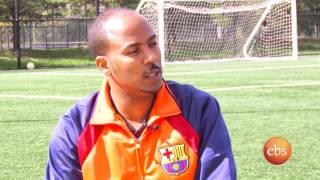 Sport America interview with Solomon Mekonnen  (Lucho )Part 2