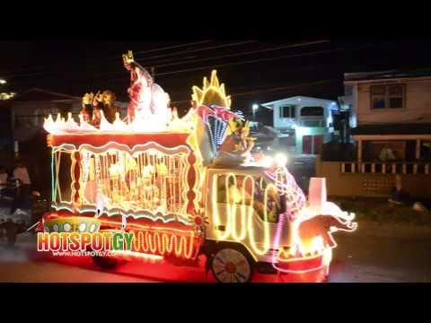 Diwali Motorcade 2014