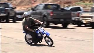 8. CC36 2006 Yamaha TTR90