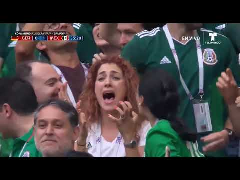 Germany Vs Mexico 0-1 Fifa Wolrd Cup 2018 | Highlights
