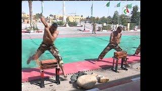 Biskra: Sortie d'une nouvelle promotion des Forces Spéciales- Canal Algérie
