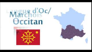 45 languages and dialects of France. 45 langues et dialectes de France. Audio samples of 45 regional languages of France.