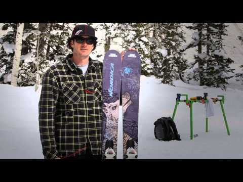2014 Nordica La Nia Ski Overview 