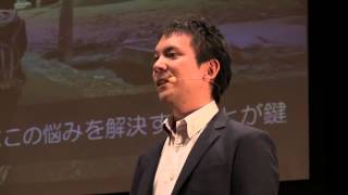 What Innovation Education has for the Future of Rural Communities: Yu Ogawa at TEDxTohoku 2013