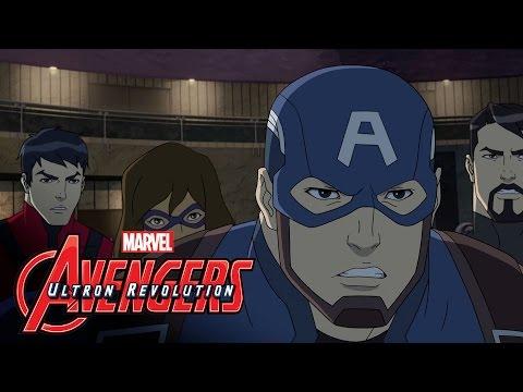 Marvel's Avengers: Ultron Revolution Season 3, Ep. 11 - Clip 1