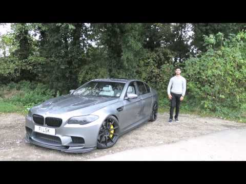 vlog - Hi guys! A short Vlog for a quick behind the scenes of the Manhart BMW M5 review. Full video coming soon... Don't forget to SUBSCRIBE and SHARE! TWITTER http://www.twitter.com/aleem_official...