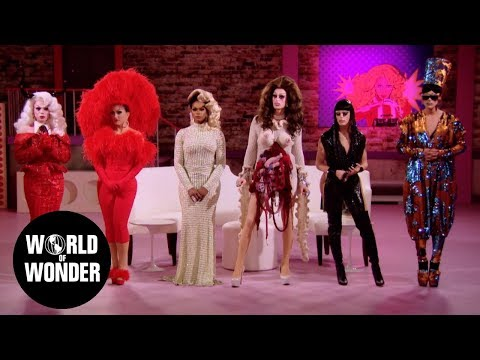 *Spoiler* Full Lipstick Choices: RuPaul's Drag Race All Stars 3 Finale (видео)