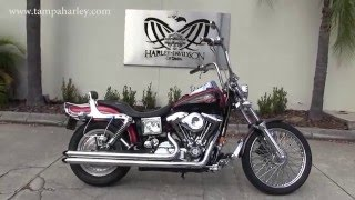 10. Used 1998 Harley Davidson FXDWG Dyna Wide Glide
