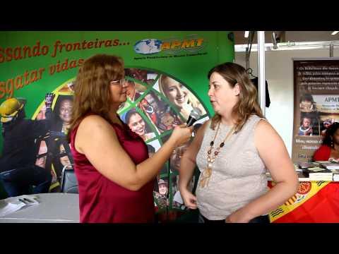 6° CBM - Entrevista  mis. da APMT Simone Alvarez