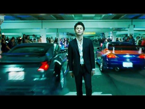 FAST and FURIOUS: TOKYO DRIFT - DK vs Sean First Race (Silvia vs 350Z) #1080HD