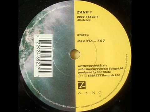 808 State - Pacific 707