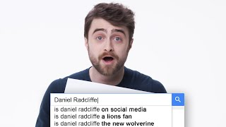 Video Daniel Radcliffe Answers the Web's Most Searched Questions | WIRED MP3, 3GP, MP4, WEBM, AVI, FLV Maret 2019