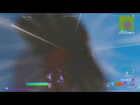 First ever 300+ meter noscope with heavy sniper?