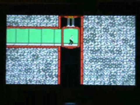 impossible mission wii gameplay