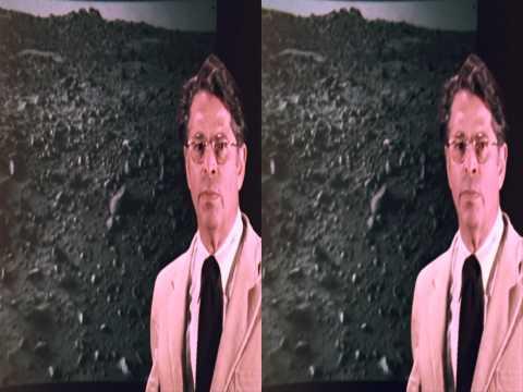 Mars in 3-D