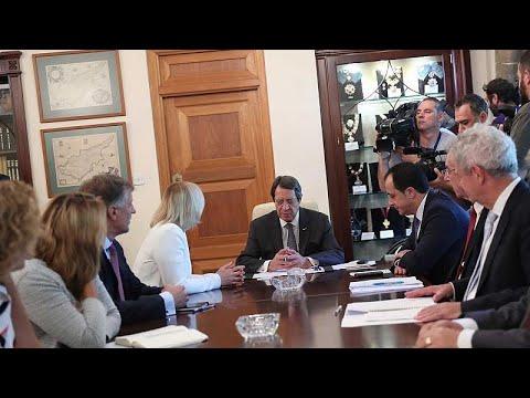 Κυπριακό: Συνάντηση μεταξύ των δύο ηγετών θα διευθετήσουν τα Ηνωμένα Έθνη …