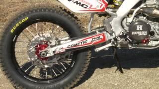 5. 2006 Honda CRF250 X