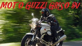 7. Moto Guzzi Griso 1200 8v Review & Test Ride