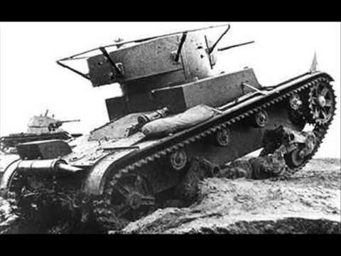 Russian t26 tank