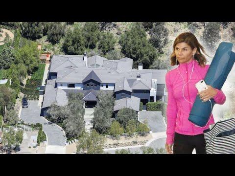 Lori Loughlin's Secret Calabasas Mansion Revealed!