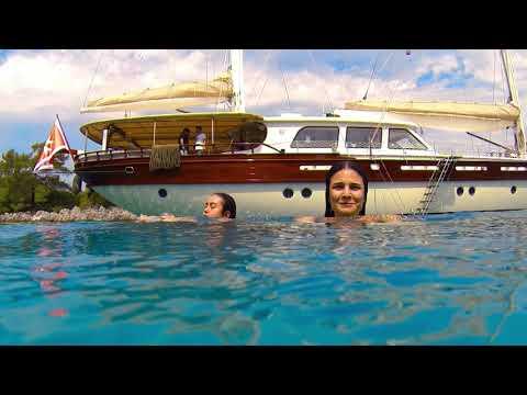 Sumarine Yachts 40 m Custom Guletvideo