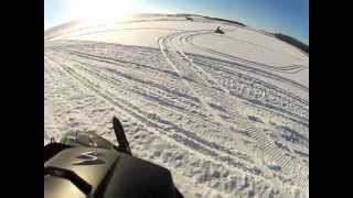 8. Arctic Cat F7 vs Polaris XC 700