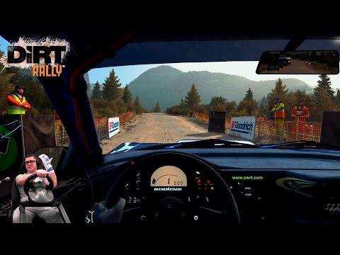 Затащил финал одной правой! Subaru Impreza 2001| Прохождение Dirt Rally