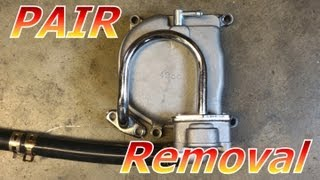 3. Gy6 50cc Chinese Scooter PAIR System Removal : 139QMB Emissions : Racing Only