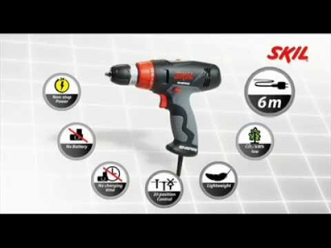 Trapano avvitatore elettrico 6220 -  Trapani avvitatori elettrici Utensili SKIL per professionisti