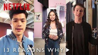 13 Reasons Why Season 2  Behind The Scenes  Netflix