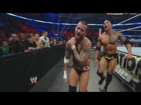 Elimination Chamber 2013: The Rock vs CM Punk WWE Championship Full Match Prediction