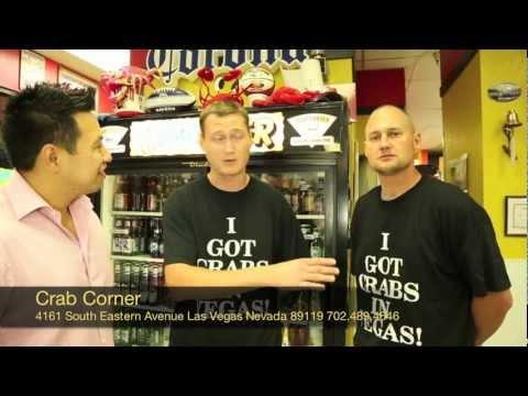 Best Seafood Restaurant Las Vegas; Crab Corner