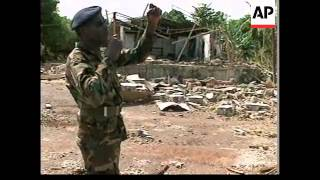 Natural Sound A large scale offensive by government forces in Guinea Bissau has failed to gain any ground and may have even lost territory to the rebels in the ...