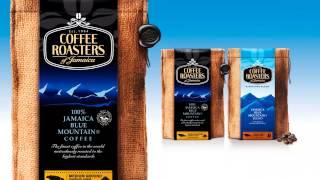 Coffee Roaster - Jamaica Blue Mountain®