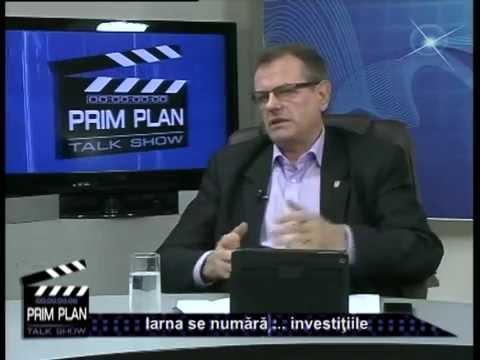Emisiunea Prim Plan – Marian Măchițescu – 16 decembrie 2014