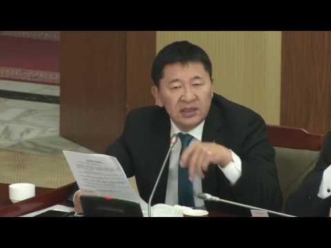О.Баасанхүү: Засгийн газрын тогтоолоор хийдэг хулгайг шүүх шийдвэрлэхгүй болгож байна