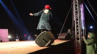 July Entertainment. Brilliant performance by Fifi Cooper in Swaziland, Ezulwini. Nikon D7100 ©khululeka.