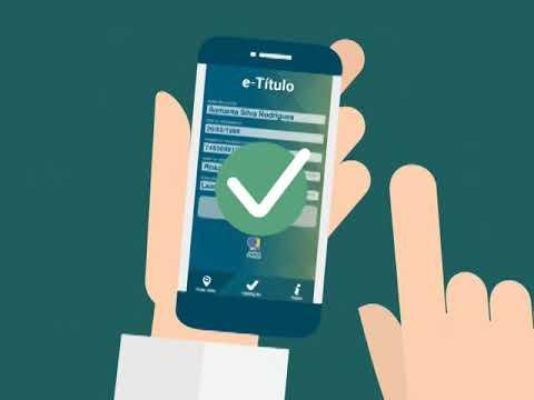 e-Título: seu título eleitoral no celular