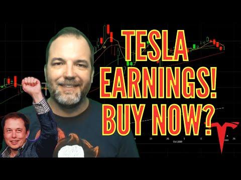 Should I Buy Tesla Stock Now After Earnings!? Tesla Earnings Call