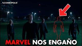¡MARVEL NOS ENGAÑO! SECRETOS del TRAILER de AVENGER END GAME