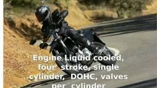 7. Kawasaki KLX 250SF -  Transmission Info