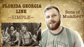 Florida Georgia Line - Simple & Colorado | Reaction